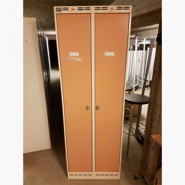 Begagnade klädskåp rosa