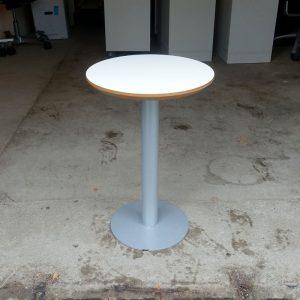 Låga bord med rund skiva