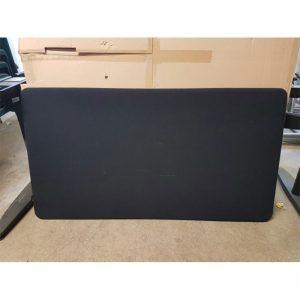 Begagnade bordsskärmar i svart 120x70 cm