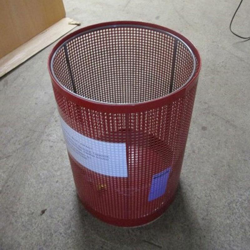 Populära Papperskorg i rött - diverse möbler   Begagnade Kontorsmöbler YM-83