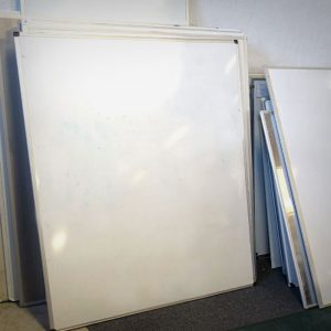begagnade whiteboards